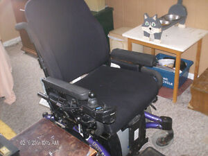 My Invacare electric wheelchair for ????