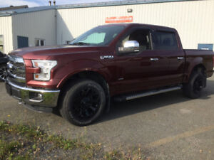 2015 Ford F-150 Lariat Camionnette