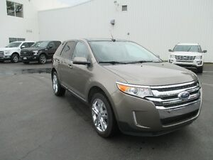REDUCED 2013 Ford Edge SEL SUV, Crossover $182 Biweekly