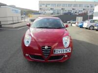 2010 Alfa Romeo MiTo 1.4 16V Lusso Finance Available