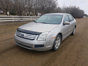 2007 Ford Fusion SEL Sedan with 112kms