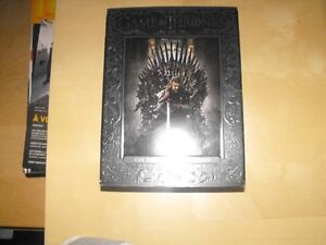 DVD serie GAME OF THRONES saison 1