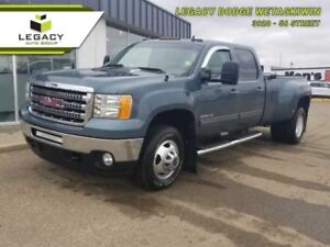 2012 GMC Sierra 3500HD SLT  - Leather Seats -  Bluetooth