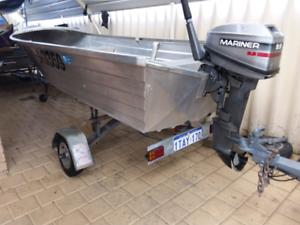 Mariner mercury 9.9hp outboard motor $550