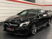 2014 Mercedes-Benz Cla Class 2.0 CLA45 AMG Speedshift DCT 4MATIC 4dr