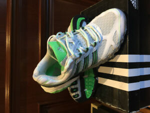 Men shoes  Adidas, Brand New, Green /White