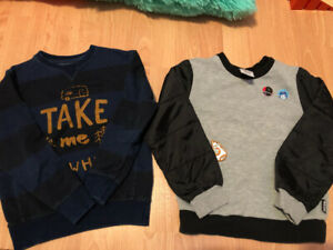 Boys clothing size 5
