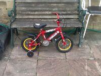Raleigh Ollie kids bike
