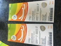 2 X Olympic volleyball tickets 7th august