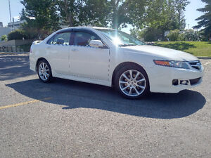 2008 Acura TSX A-Spec low km