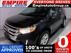 2014 FORD EDGE SEL * BACK-UP CAMERA * NAVIGATION * PANORAMA ROOF