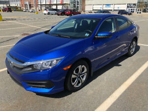 1 MONTH FREE - NO DOWN PAYMENT - 2017 Honda Civic Lease Takeover