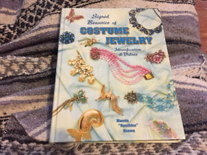 "Signed beauties of Costume Jewelry by Marcia ""Sparkles"" Brown."