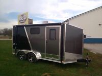 Looking For a 7x12 or 7x14 All Aluminum Enclosed Trailer.