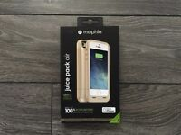 Mophie Juice Pack Air for iPhone 5S & iPhone 5 (Brand New)