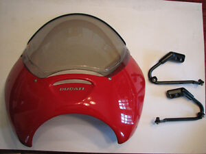 Rare Ducati Monster 900M900 upper Front Fairing