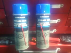Mercury Quicksilver STORAGE SEAL FOGGING OIL Inboards Outboards