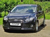 Ford Focus 1.6TDci Zetec Navigato Econetic Tdci Startstop 5dr DIESEL 2014/14