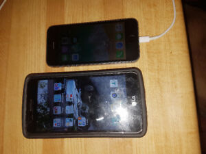 LG k4 and IPhone 5s looking to trade for another phone