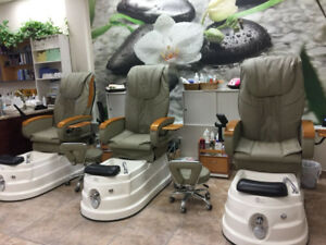 TAKE ALL- Spa and Salon Equipment for $1100