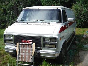1994 GMC C/K 3500 Minivan, Van