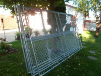 Dog Run (6ft high, 10ft by 10ft) New.