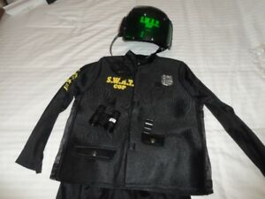 Costume d'halloween S.W.A.T. COP