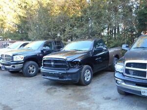 Parting out Dodge Ram 1500 - 3500 2003-2013