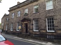 CENTRAL LANCASTER - Beautiful large bright period flat, conservation area