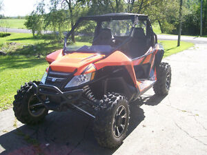 Side by side arctic cat WILDCAT 1000