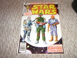 Vintage Star Wars Comic #42 1ST Appearance Of Bobo Fett