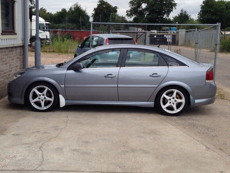 Vauxhall vectra c breaking (offers)