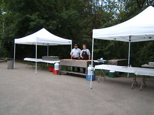 Barbeque Catered Staff Lunches