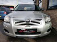 2007 TOYOTA AVENSIS T2 COLOUR COLLECTION VVT-I SALOON PETROL