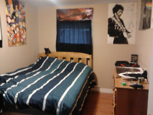 1 room near MUN, HSC & Avalon Mall, furnished & all inclusive
