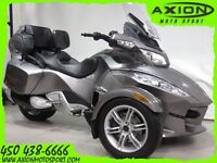 2012 Can-Am SPYDER RT SE5 76,69$/SEMAINE