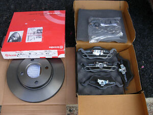 ROTORS AND PADS  FORD FOCUS