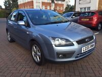 Ford Focus 1.6 (2005) Zetec climate 5dr immaculate condition