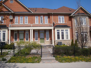 Spacious Open Concept Central Whitby 3 Bedroom Townhouse