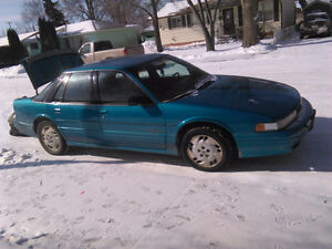 1993 Oldsmobile Cutlass Sedan
