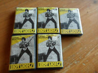 REDUCED TO CLEAR Arlen Roth Cassettes $50.00