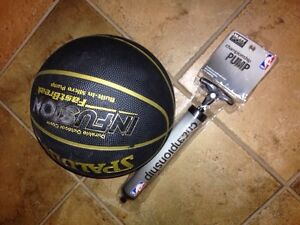 Basketball and NBA sports pump Cambridge Kitchener Area image 1