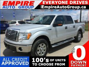 2011 FORD F-150 XLT/XTR * 4WD * POWER GROUP * EXTRA CLEAN