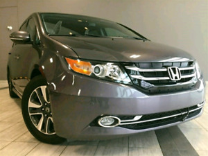 2016 Honda Odyssey Touring low KMs super clean!