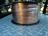 250FT 14/2 Gauge Speaker Wire