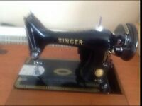 Sewing machine 1955