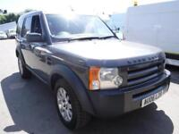 LAND ROVER DISCOVERY 3 3 TDV6 GS Grey Manual Diesel, 2006