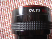 Lentille OPTEX (neuf)