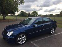 Mercedes C220 cdi Avantgarde auto