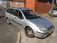 2004 FORD FOCUS 1.8 TDCI ESTATE CAR £300